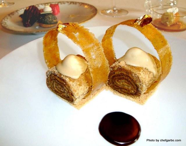 2nd Dessert - Le Meurice